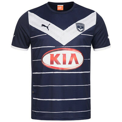 FC Girondins Burgundy Jersey Puma S M L XL 2XL 739757-01 France Ligue 1 new