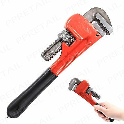 "10""/250mm Pipe Monkey Wrench PROFESSIONAL Steel Adjustable Spanner Plumbing Tool"