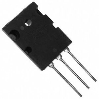 5PC  2SA909 A909 TO-3 Gold Seal Transistor Power Tube