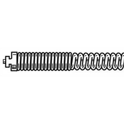 Case of 3, Ridgid Kollmann C-11, 1-1/4  x 15  Drain Sewer Cleaning Cable 62280