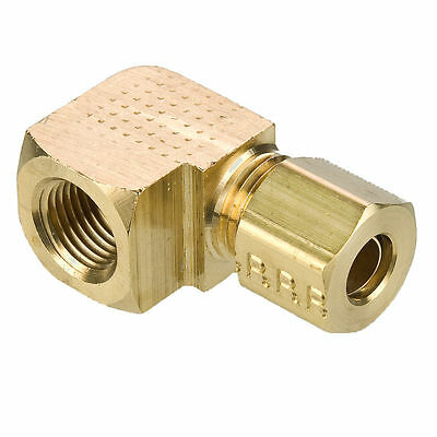 BRAND NEW PARKER 270C-4-2 BRASS FITTING Lot of 25