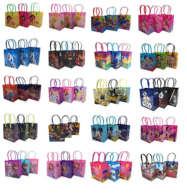 24 X DISNEY INSIDE OUT trolls mickey GOODY PARTY FAVOR GIFT BIRTHDAY CANDY BAGS