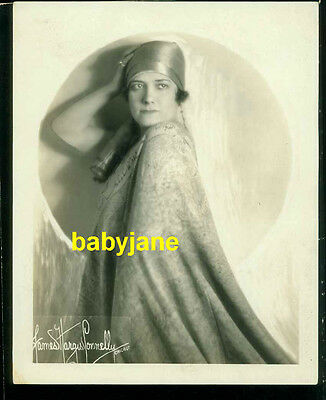 ALICE GENTLE VINTAGE 8x10 PHOTO BY JAMES HARRIS CONNELLY OPERA SINGER ACTRESS