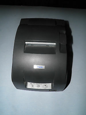 EPSON TM-U220D M188D POS Kitchen Receipt Printer Ethernet / Network with power