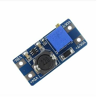 MT3608 DC-DC Step Up Power Apply Module Booster Power Module MAX output 28V 2A