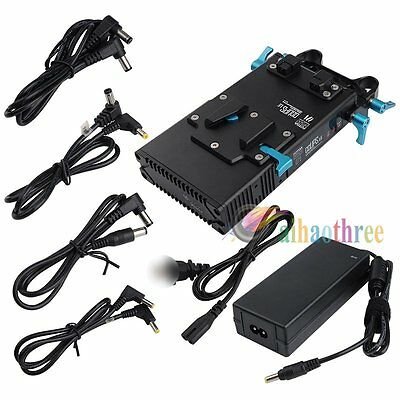 FOTGA DP500III V-Lock V-Mount Battery Power Supply System Plate For Camera Rig
