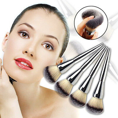 Makeup Cosmetic Brushes Kabuki Contour Face Blush Brush Powder Foundation Tool