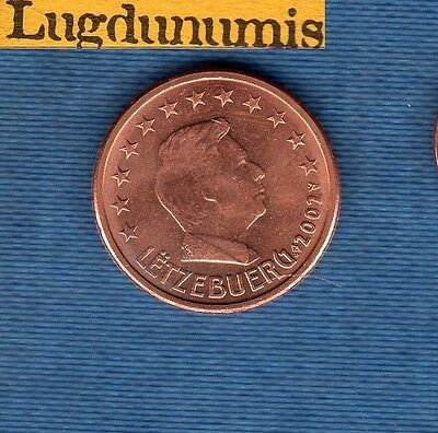 Luxembourg 2002 - 2 cents Euro - Coin new roll - Luxembourg