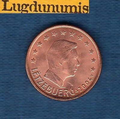 Luxembourg 2004 - 5 cents Euro - Coin new roll - Luxembourg