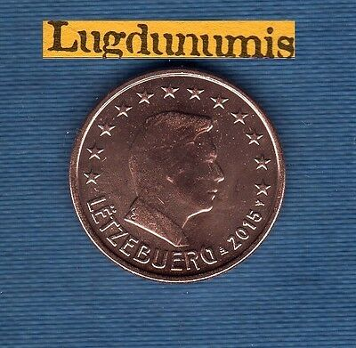 Luxembourg 2015 - 5 cents Euro - Coin new roll - Luxembourg