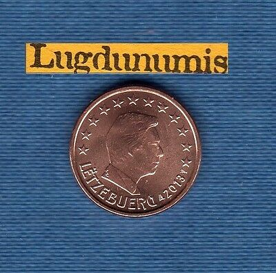 Luxembourg 2013 - 1 penny Euro - Coin new roll - Luxembourg