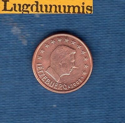Luxembourg 2003 - 1 penny Euro - Coin new roll - Luxembourg