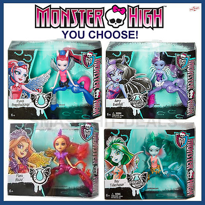 NEW Monster High Fright-Mares Frightmares Collectable In Sealed Boxes You Choose