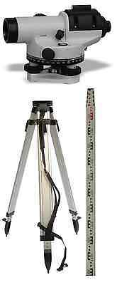 South 32X Dumpy Level - Full Site Kit / Auto Level / Optical Level