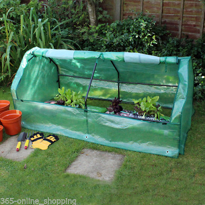 Growbag Grow house Mini Outdoor Plant Garden Greenhouse With Polythene