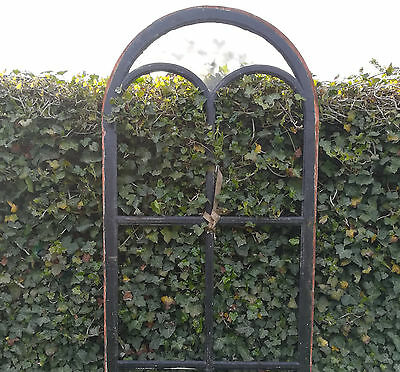 Cast Iron Window H=154Cm The Year 1870 Cast In Eu Or Uk Limited Number Available