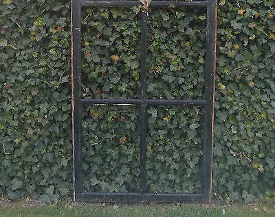 Cast Iron Window H=134Cm The Year 1870 Cast In Eu Or Uk Limited Number Available