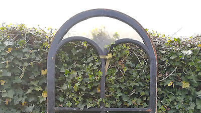Cast Iron Window H=85Cm The Year 1870 Cast In Eu Or Uk Limited Number Available