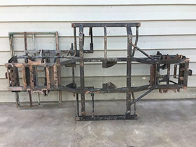 07 Arctic Cat Prowler 650 H1 Utv (06-09) Frame Chassis W/ Bos A