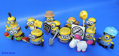 Mega Construx Minions / Series 10 Selection of Figurines