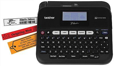 Brother P-touch PTD450 PC Connectable Label Maker