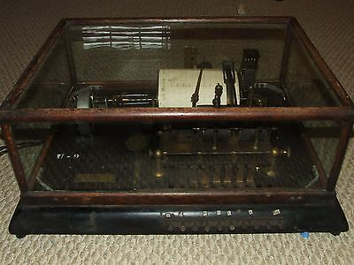 1893 Julien Friez & Sons Belfort Meteorological Observatory Weather Instrument