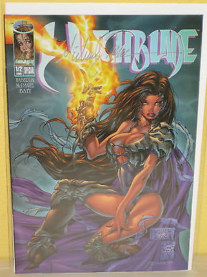WITCHBLADE #1/2 - Fan Special - SIGNED by MICHAEL TURNER - Image Comics McDANIEL