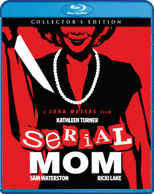 Serial Mom (Collector's Edition) [New Blu-ray] Collector's Ed, Full Frame