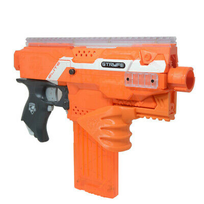 Worker Mod F10555 Magazine Hands Grip Picatinny Combo 6 Items for NERF STRYFE