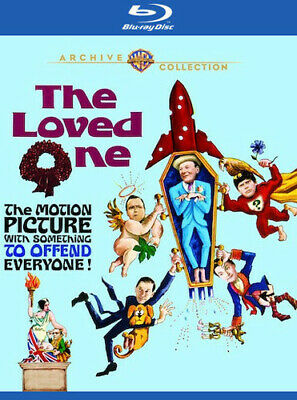 Loved One (1965) [New Blu-ray] Manufactured On Demand, Widescreen, Amaray Case