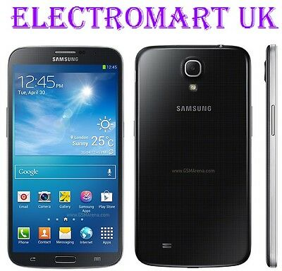 New Samsung Galaxy Mega Dummy Handset Display Mobile Phone Black
