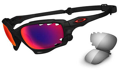 Oakley Occhiali Racing Jacket Carbon/Prizm Trail Oakley OO9171 3762