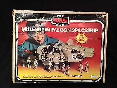 Star Wars Millenium Falcon 1979, complete with box