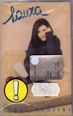Laura Pausini Laura Mc Sealed Sigillata Cassette