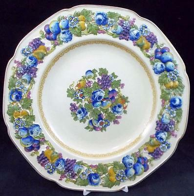 Crown Ducal 1954 Dinner Plate GREAT CONDITION