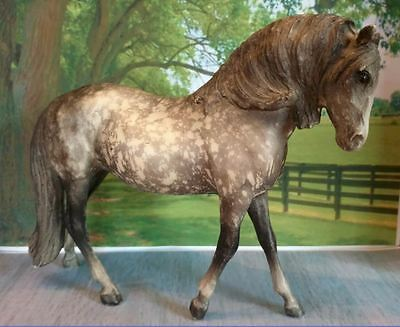 Vintage BREYER CLASSIC Model Horse ANDALUSIAN MARE # 3060MA*