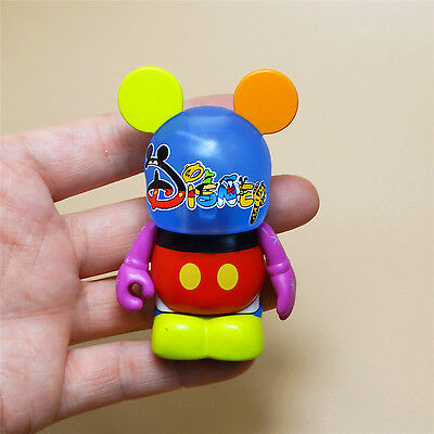 "DISNEY VINYLMATION 3"" THEME PARK FAVORITES action figure 3"" LOOSE"
