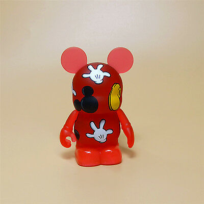"DISNEY Mickey Mouse VINYLMATION THEME PARK FAVORITES  action figure 3"" LOOSE"