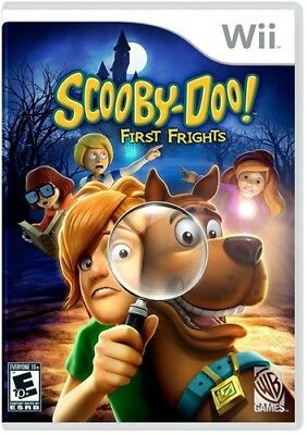 Scooby Doo! First Frights for Nintendo Wii [New Games]