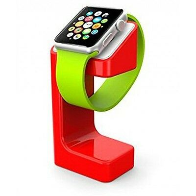 iWatch 38/42mm Station de charge rouge
