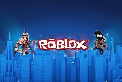 Roblox Game Poster B - Various Sizes + A Free Surprise A3 Poster