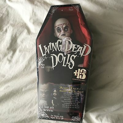 Living Dead Dolls: Scary Tales: Beauty & the Beast: Beast New Sealed