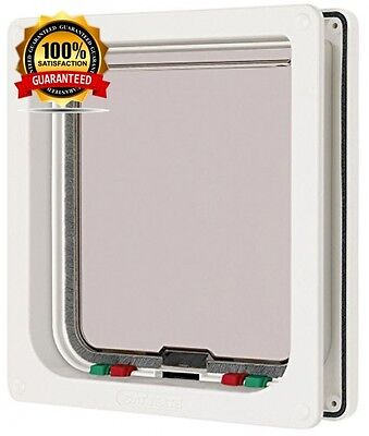 Cat Mate Large 4-Way Cat Flap NEW