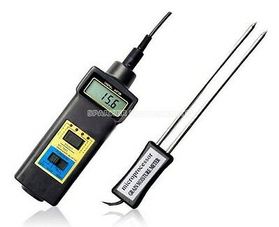 MC7821 Digital Grain Moisture Meters W/Probe Wheat Corn Powder