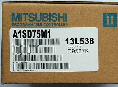 Mitsubishi A1SD75M1 Positioning Unit NEW IN BOX