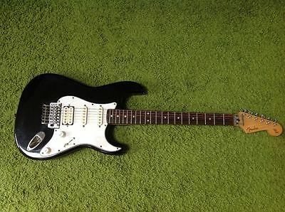 RARE Fender Stratocaster Japan factory Floyd Rose and NEW CASE