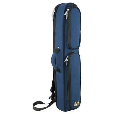 Tom and Will 36SSX Padded Soprano Sax Bag - Blue