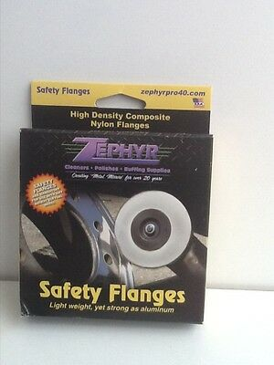 Zephyr Airway Buff Safety Flange Kit for Polishing Wheels