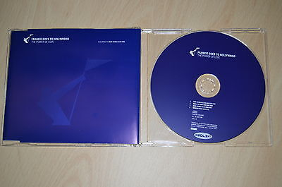 Frankie goes to hollywood - The power of love. CD-Maxi (CP1710)