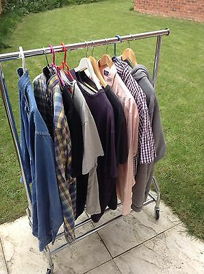 Joblot Bulk Men's Designer Clothing Ralph Lauren, Fred Perry, Paul Smith XL XXL